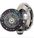 3 PIECE CLUTCH KIT INC BEARING 200MM VAUXHALL COMBO 1.7 D